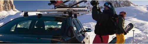 Uchwyty narciarskie